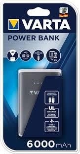 Powerbank Varta 6000mAh 57960-big