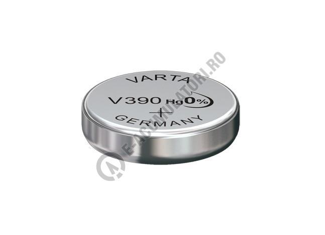Baterie silver Varta V390, blister 1 buc-big