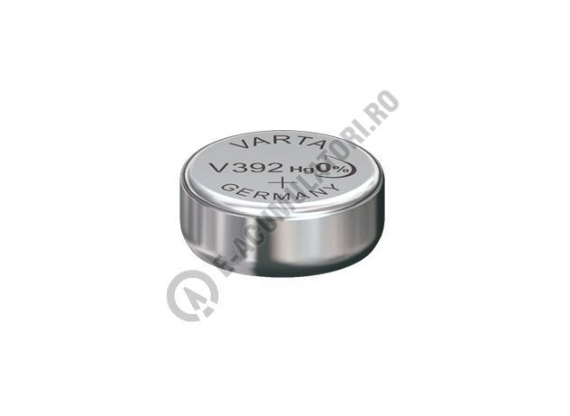 Baterie silver Varta V392, blister 1 buc-big