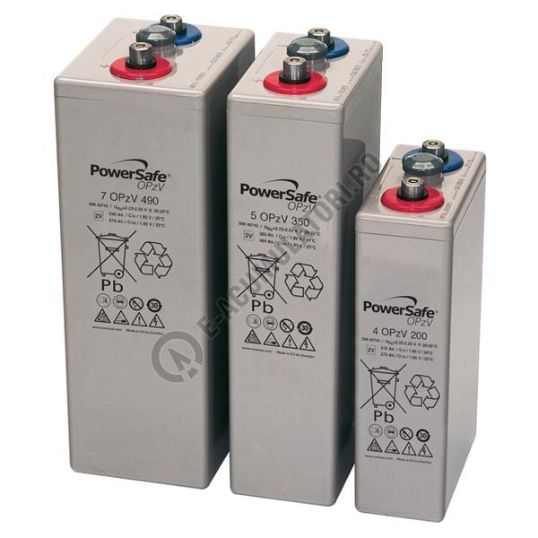 Baterie solara Enersys PowerSafe 7 OPzV 490-big