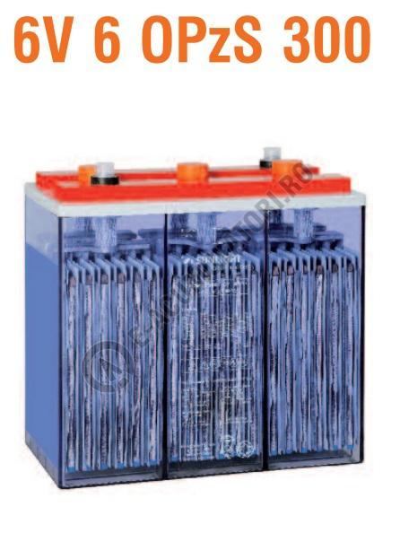Baterie stationara monoblock Sunlight 6V 6 OPzS 300-big