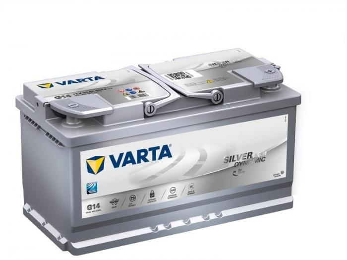 BATERIE VARTA Start Stop 95 Ah cod G14 - 595901085 D852-big