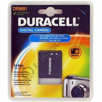 Acumulator Duracell DR9691 pentru camere digitale-big
