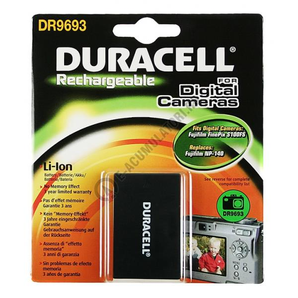 Acumulator Duracell DR9693 pentru camere digitale-big