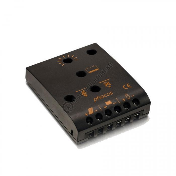 Controlor incarcare solara Phocos CA 12V 14/14A cod CA14-2.2-big