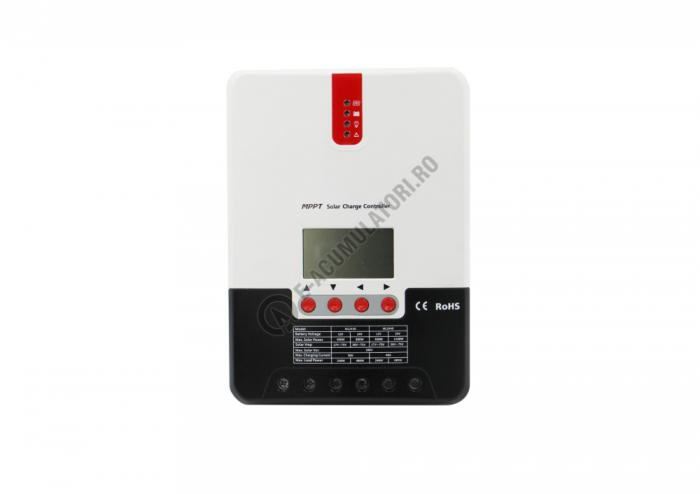 Controller solar Powersave MPPT 40A 12/24V LCD display SR-ML2440-big