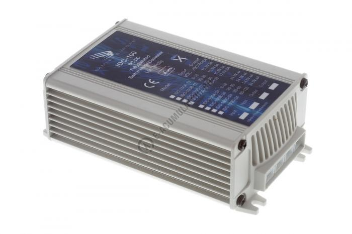 Convertor Samlex Switch Mode DC-DC izolat IDC-100B-24-big