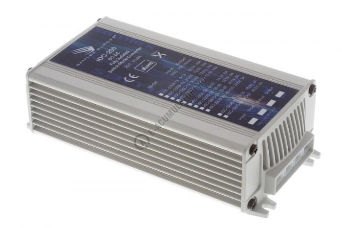 Convertor Samlex Switch Mode DC-DC izolat IDC-200B-24-big