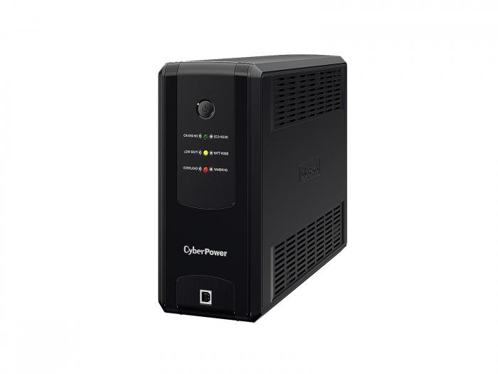 UPS CyberPower UT1050EG, 4 x Schuko-big