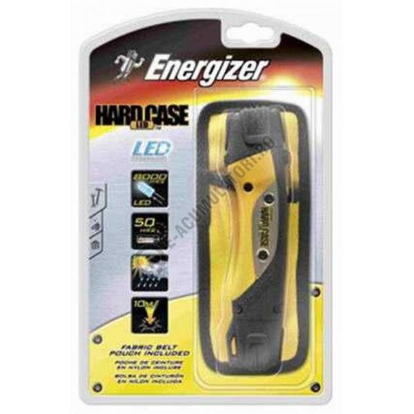 Lanterna ENERGIZER HARDCASE LED 2AA-big