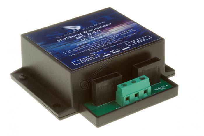 Egalizator incarcare baterii 12/24V SAMLEX cod BE 24-1-big