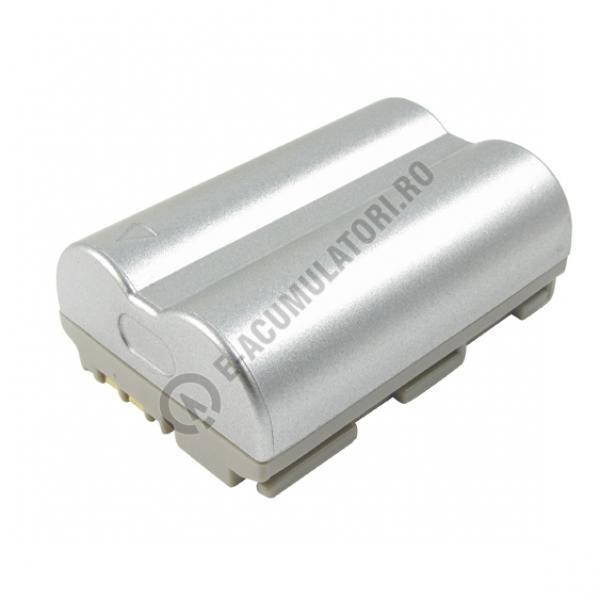 Acumulator DLC511 pentru CANON BP511 7.4V 1500mAh-big