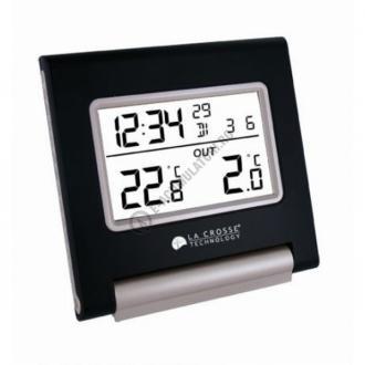 Ceas cu functie masurare temperatura interior si exterior Lacrosse  WS9090-big