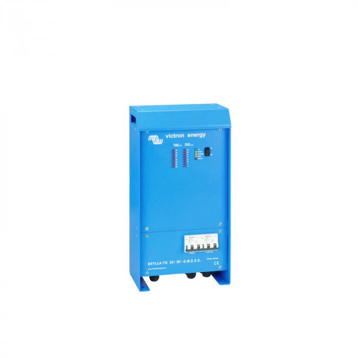 Incarcator de retea Skylla-TG 24/50 GMDSS 120V excl. panel-big
