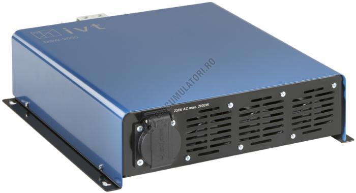 Invertor Digital IVT undă sinusoidală DSW2000-24 V cod 430108-big