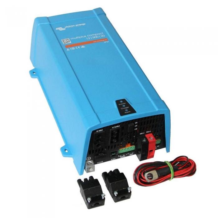 Invertor fotovoltaic sinus pur Victron Energy Multi 12/500/20-16-big