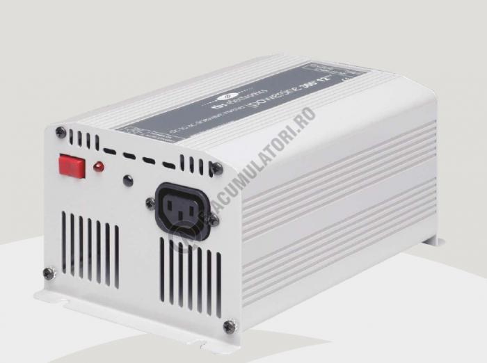 Invertor profesional TBS POWERSINE 350-24 pur sinus DC/AC-big