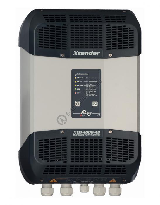 Invertor si incarcator Studer XTM 2400-24 PUR SINUS 2400VA 24VDC-big