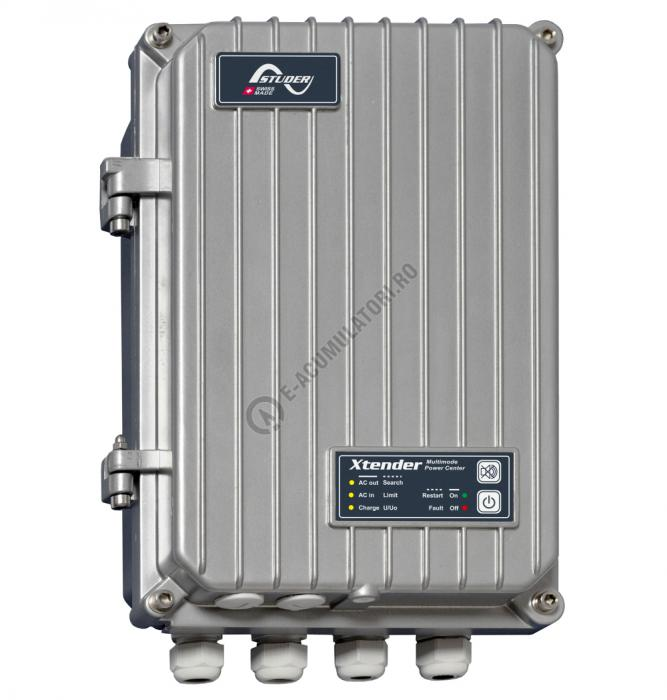 Invertor si incarcator Studer XTS 1200-24 PUR SINUS 1200VA 24VDC-big
