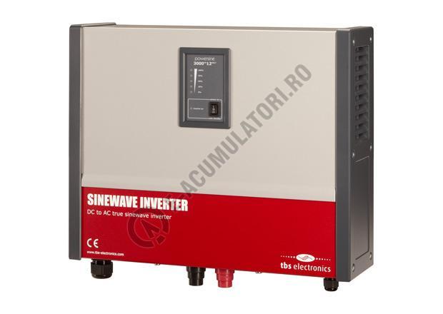 Invertor si redresor profesional TBS COMBI POWERSINE PSC3500-24-70 pur sinus-big