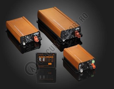 Invertor solar Phocos Pure Sine,350 W, 24 V, 110 V cod SI350-24110-1.0-big