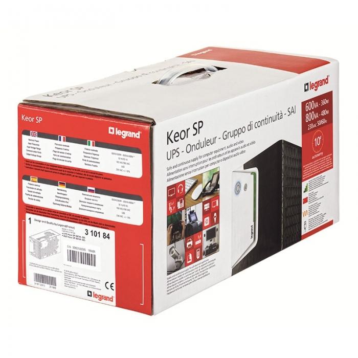 UPS Legrand Keor SP 1000 GR 310187-big