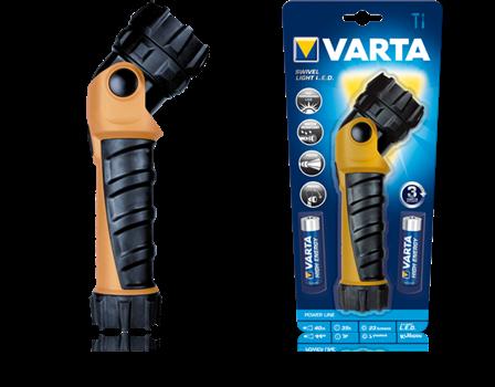 Lanterna Varta 17622 Swivel Light LED 2AA-big