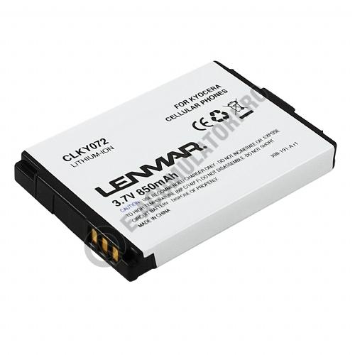 Lenmar Replacement Battery for Kyocera Dorado KX13, Candid KX16, Exclusion KX160 Cellular Phones-big