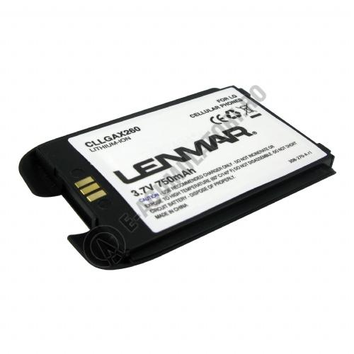 Lenmar Replacement Battery for LG AX260, LX260, Rumor Cellular Phones-big