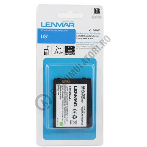 Lenmar Replacement Battery for LG VX8500 Cellular Phones-big