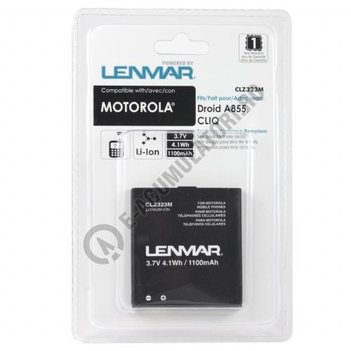 Lenmar Replacement Battery for Motorola Droid A855 Cellular Phones-big