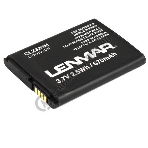 Lenmar Replacement Battery for Motorola Hint QA30 Cellular Phones-big