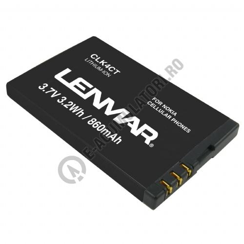 Lenmar Replacement Battery for Nokia XpressMusic Series Cellular Phones-big