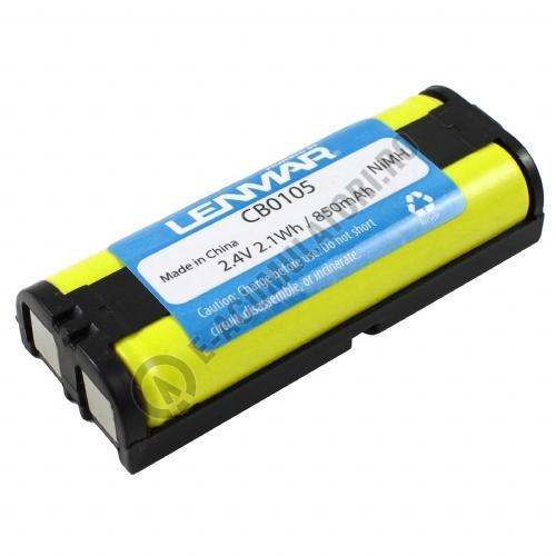 Lenmar Replacement Battery for Panasonic KX-TC Series, KX-TG Series Cordless Phones-big