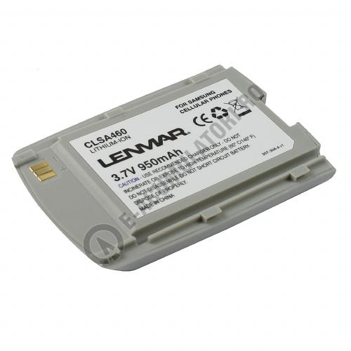 Lenmar Replacement Battery for Samsung SPH-A460 Cellular Phones-big