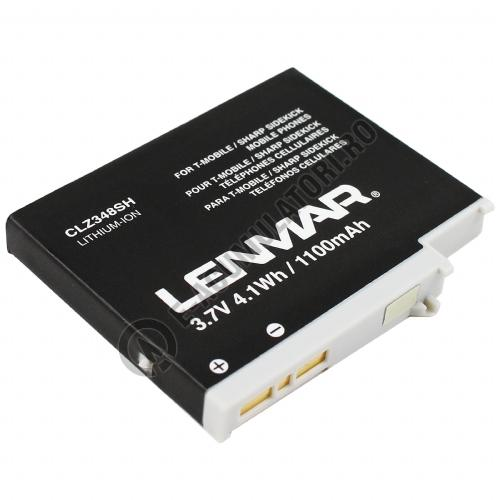 Lenmar Replacement Battery for Sharp/T-Mobile Sidekick LX 2009 Cellular Phones-big