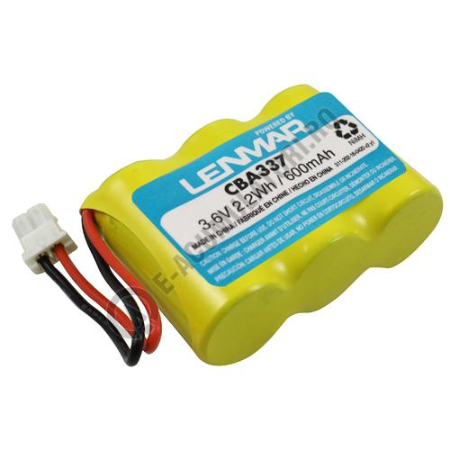 Lenmar Replacement Battery for SW Bell 4205083, 4205080, FF-2125, FF-677A, GH3010, GH3000 Cordless Phones-big
