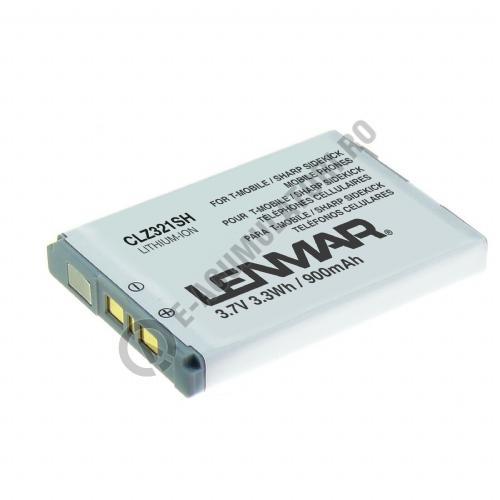 Lenmar Replacement Battery for T-mobile Sharp Sidekick LX 2008 Cellular Phones-big