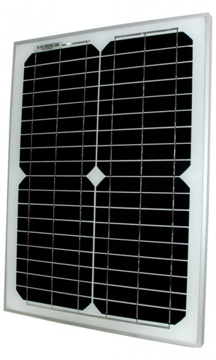 Panou fotovoltaic monocristalin WW20Max 4Sun 20W-big