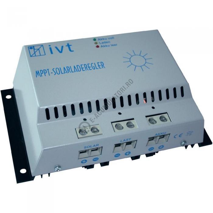Regulator de încărcare solară IVT MPPT, 10 A cod 200026-big