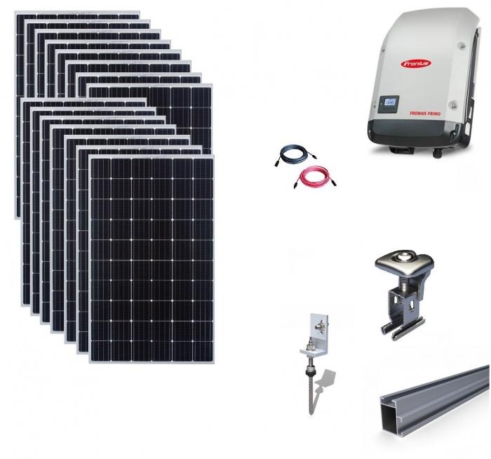 Sistem fotovoltaic on-grid Fronius 5kwp prindere tabla-big