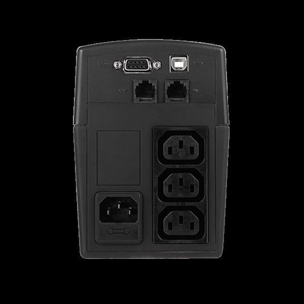 UPS Cyber Power VALUE600EILCD 600VA 360W AVR-big
