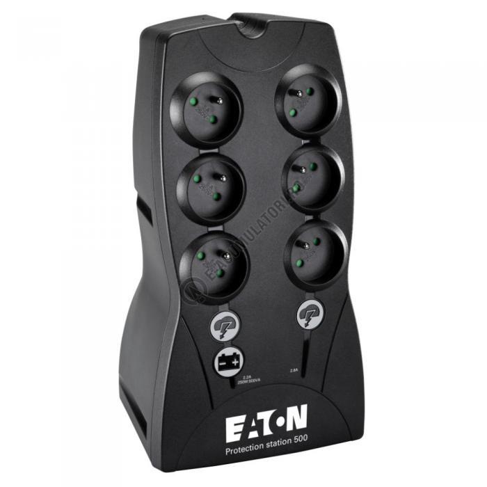 UPS Eaton Protection Station 500 DIN 66943-big