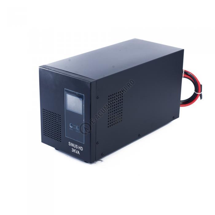 UPS pt Centrala Termica 3000VA Sinus HD 2000w Power Sistem-big
