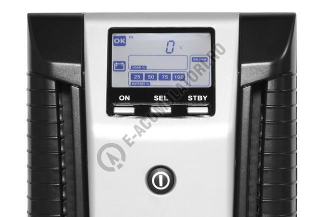 UPS Riello Sentinel Pro SEP 1000 On Line Dubla Conversie 1000VA 800W-big
