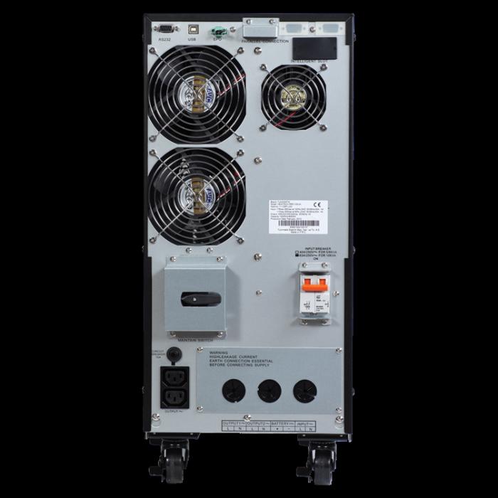 UPS Tuncmatik Newtech Pro Dsp 10 kVA/8000W Phase 1/1 TSK1538-big