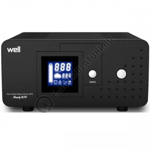 UPS Well pentru CENTRALE TERMICE Steady 800VA, UPS-HEATST-STEADY800-WL-big