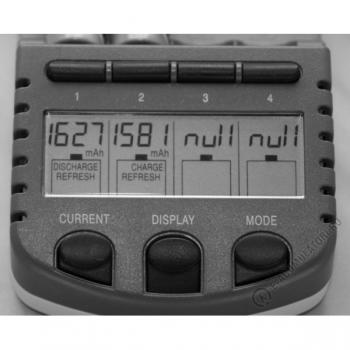Incarcator inteligent LaCrosse multifunctional RS700-BLI AA/AAA1