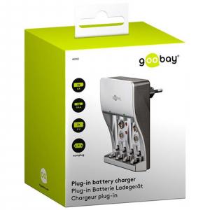 Incarcator Goobay 40902 AA / AAA / 9V1