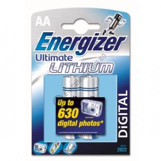 Baterii Energizer Ultimate Lithium AA blister 2 buc1
